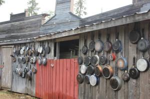 6787 Tankavaara Gold Village, Lapland, Finland 28 May 2015